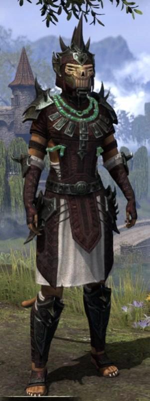 Sul-Xan Medium - Khajiit Female Front