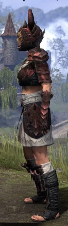 Sun-Xan Heavy - Female Side