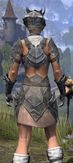 Waking Flame Iron - Female Close Rear