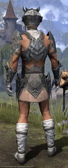Waking Flame Iron - Male Rear