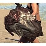 Waking Flame Ruby Ash Shield