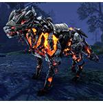 Iron Atronach Wolf