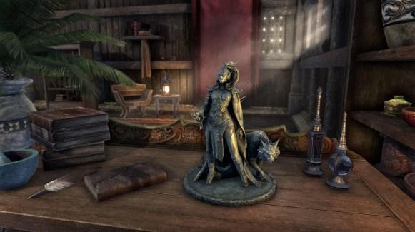 Statuette: Boethra, Orkha-Bane