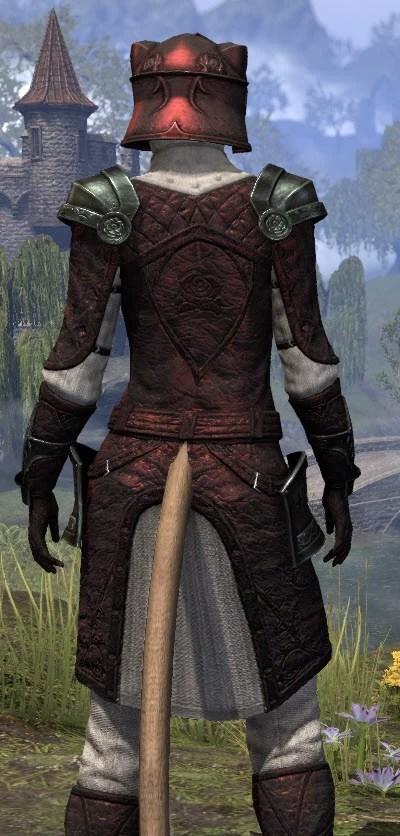 Silver Rose Medium - Khajiit Female Close Rear