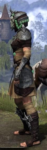 Sul-Xan Ancestor Silk - Female Shirt Side