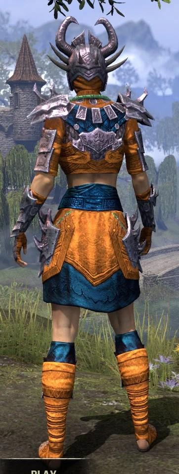 Sul Xan Iron - Dyed Rear