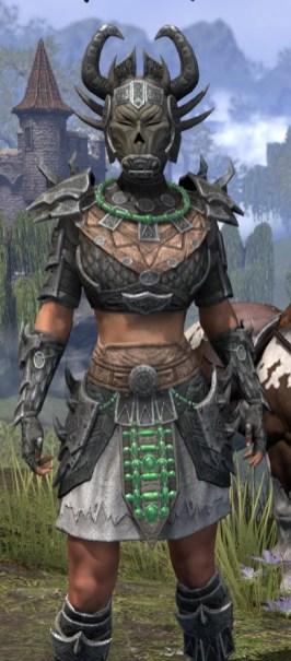 Sul Xan Iron - Female Close Front