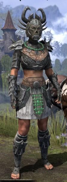 Sul Xan Iron - Female Front