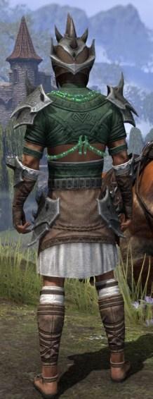 Sul-Xan Rawhide - Male Rear