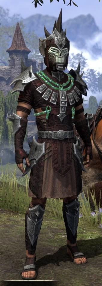 Sul-Xan Rubedo Leather - Male Front