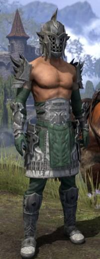 Crimson Oath Iron - Male Front