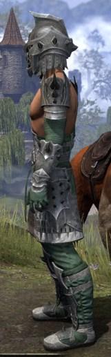 Crimson Oath Iron - Male Side