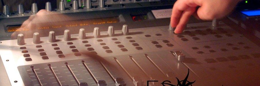 ESO Audio Arts' Control Room