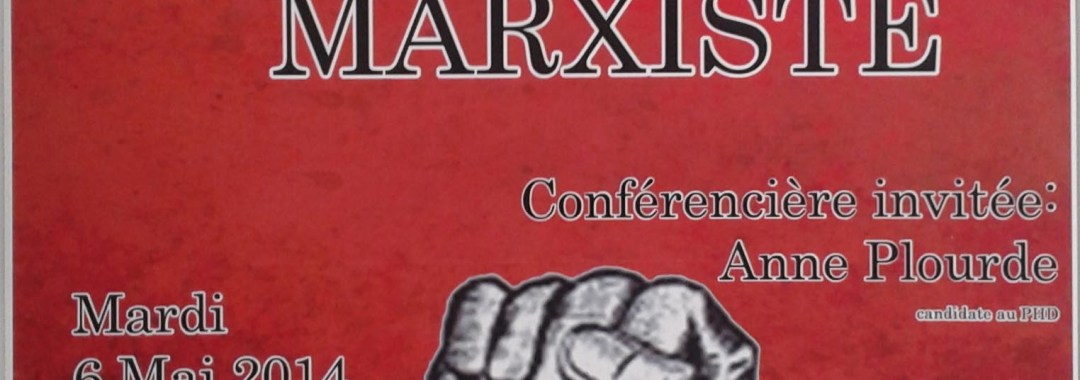 Feminisme marxiste