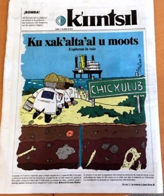 Local news coverage