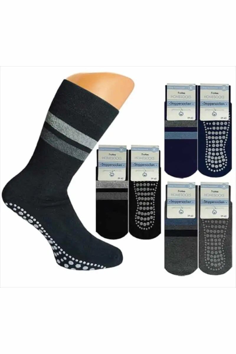 Unisex Socks With Slippers - esorama.gr