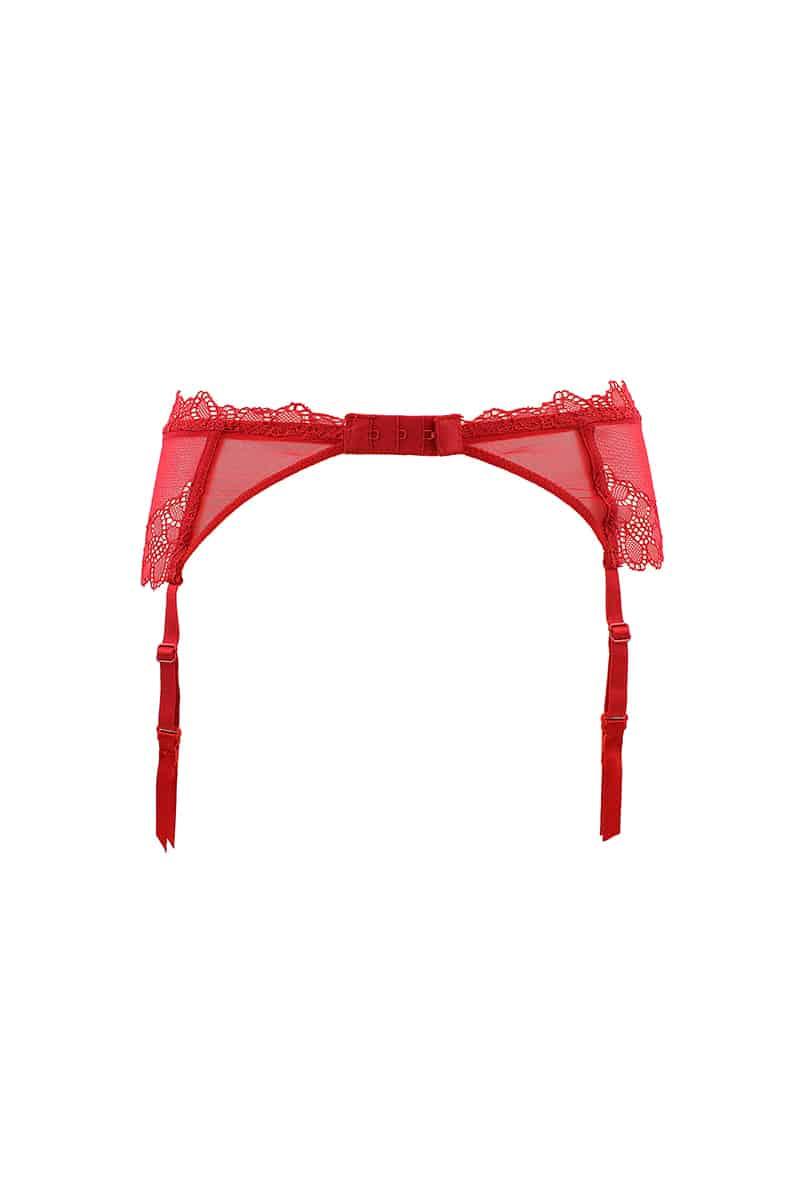 Ζαρτιέρα Κόκκινη Clea - Bonatti