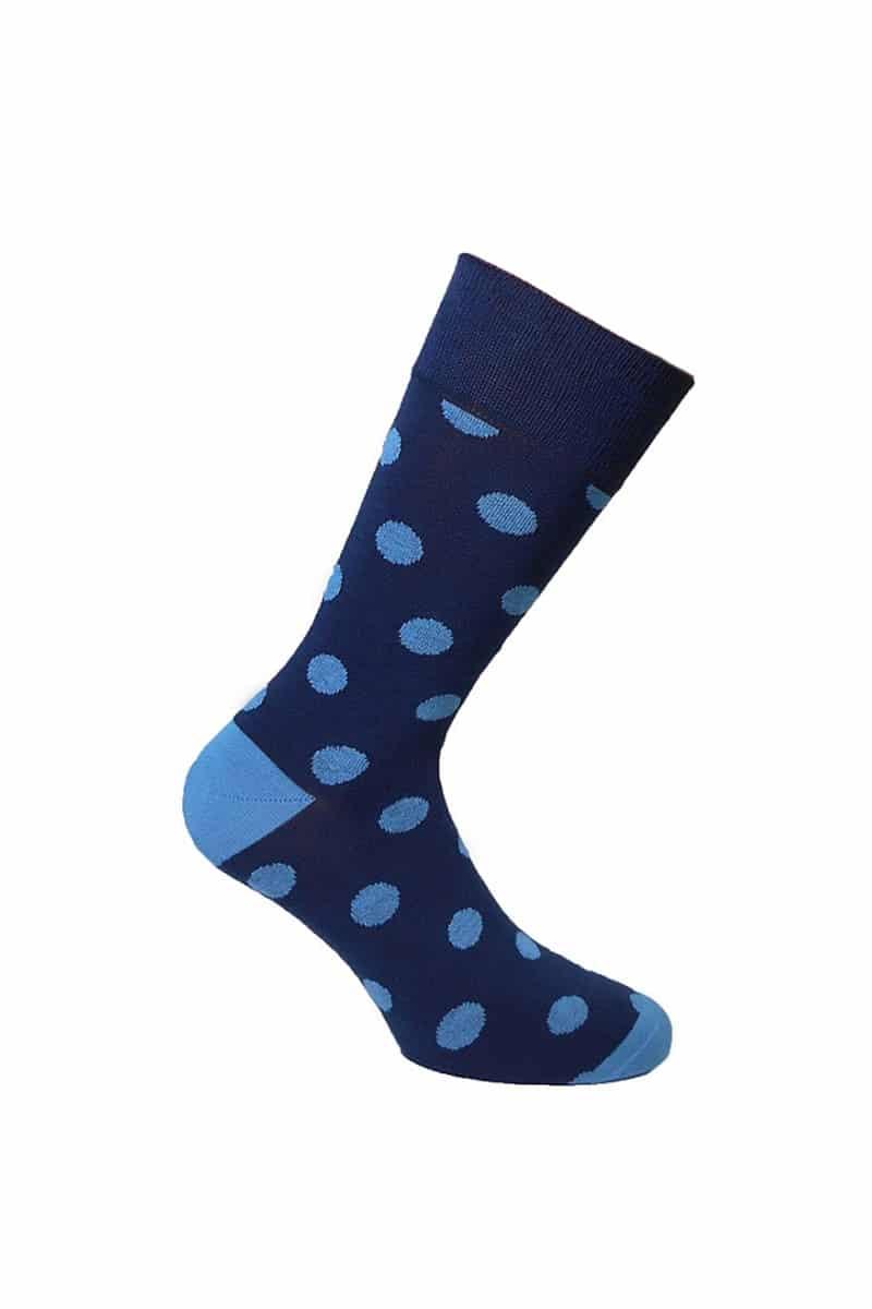 Κάλτσες casual με σχέδιο Dots Unisex - Max Beauty Top Collection