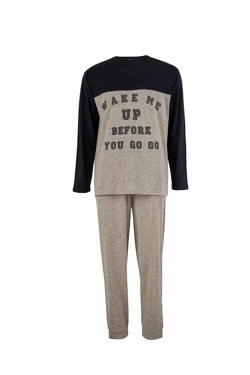 Pajamas Men Basil -