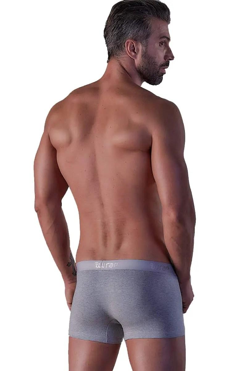 Men's Boxer With Short Leg My Wrap 211004 (2 Pack) -
