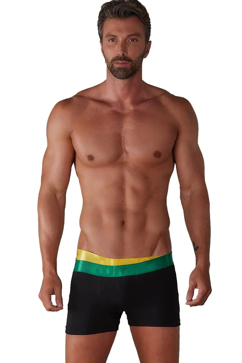 Boxer Men Color Belt Wrap 211034 (2 Pack) -