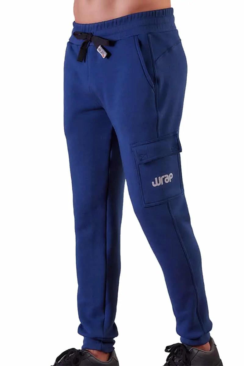 Men's Form Fleece Wrap 316035 Blue -