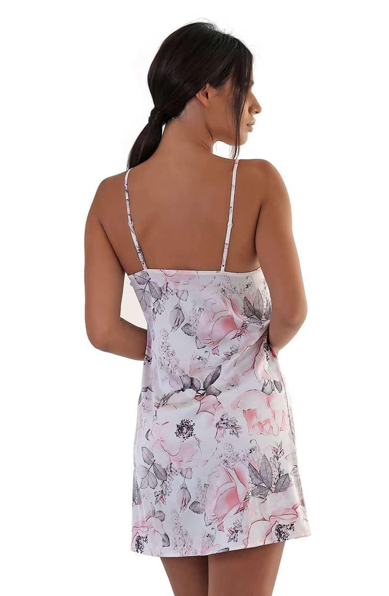 Trisha Women's Satin Nightgown -