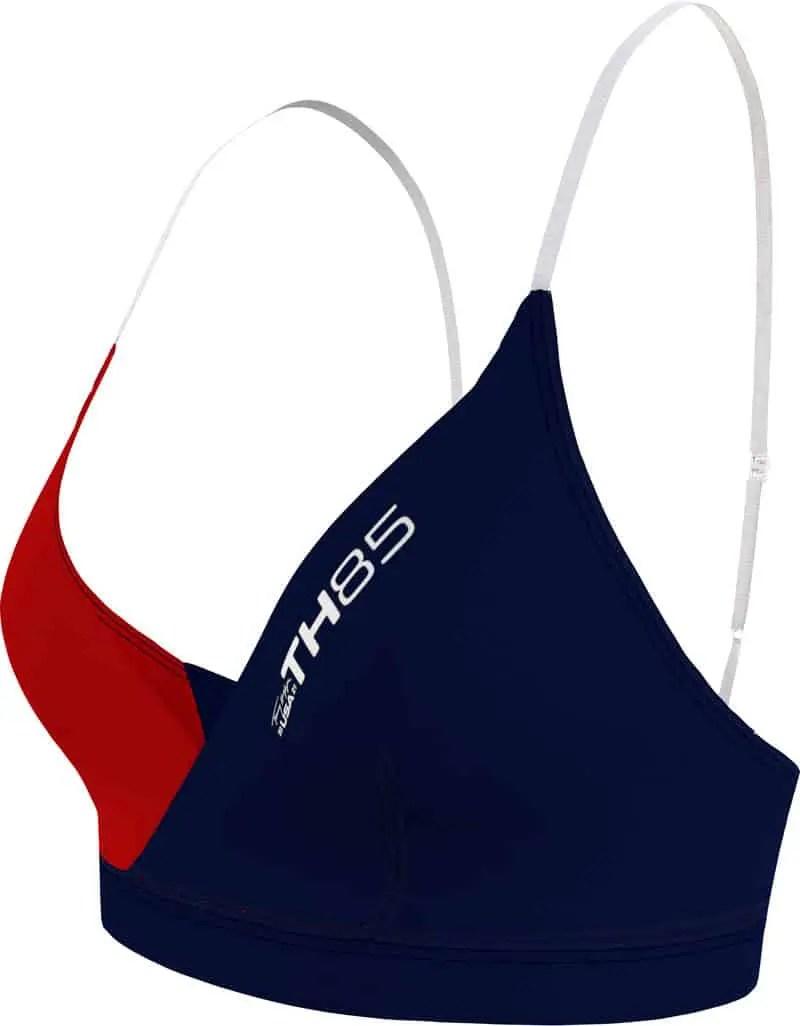 Women's Swimwear Bralette Tommy Hilfiger UW0UW02921-XLG -
