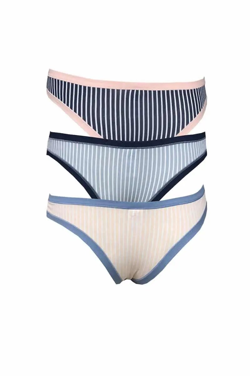 Brasil Γυναικείο Cotonella GD139-E211-00100 (3 Pack) - Cotonella
