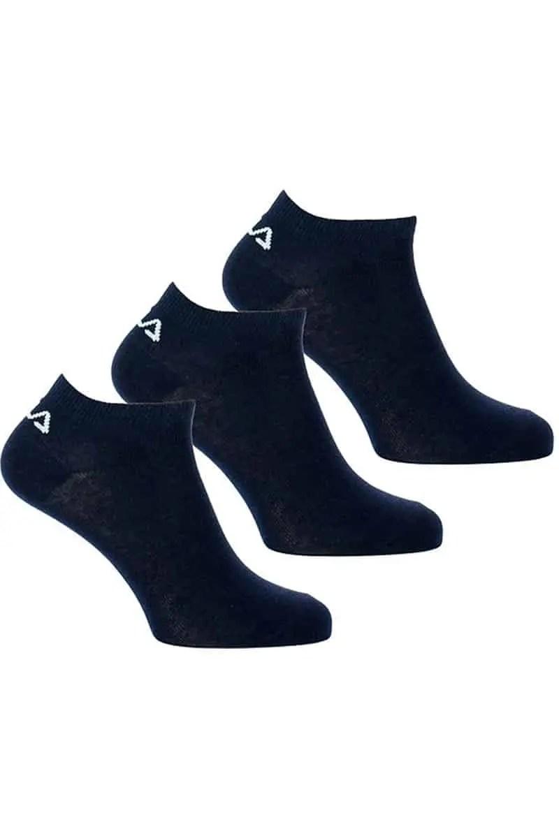 Κοντές Κάλτσες Unisex Fila F9100 (3 Pack) - Fila