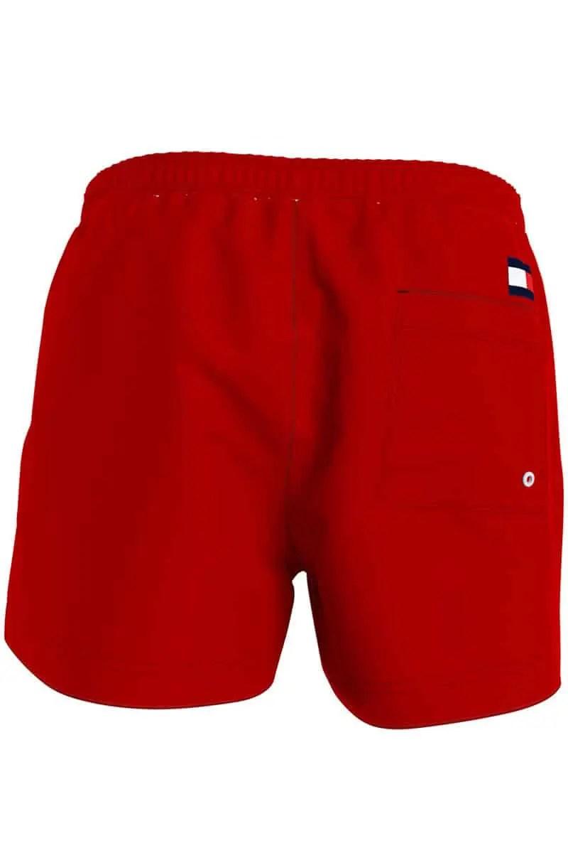 Men's Swimsuit With Tommy Hilfiger Flag Um0um02048-XLG -