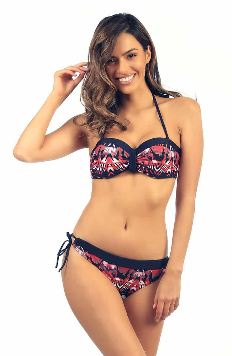 Women's Swimwear Strapless 1-21 / 24 TOP -