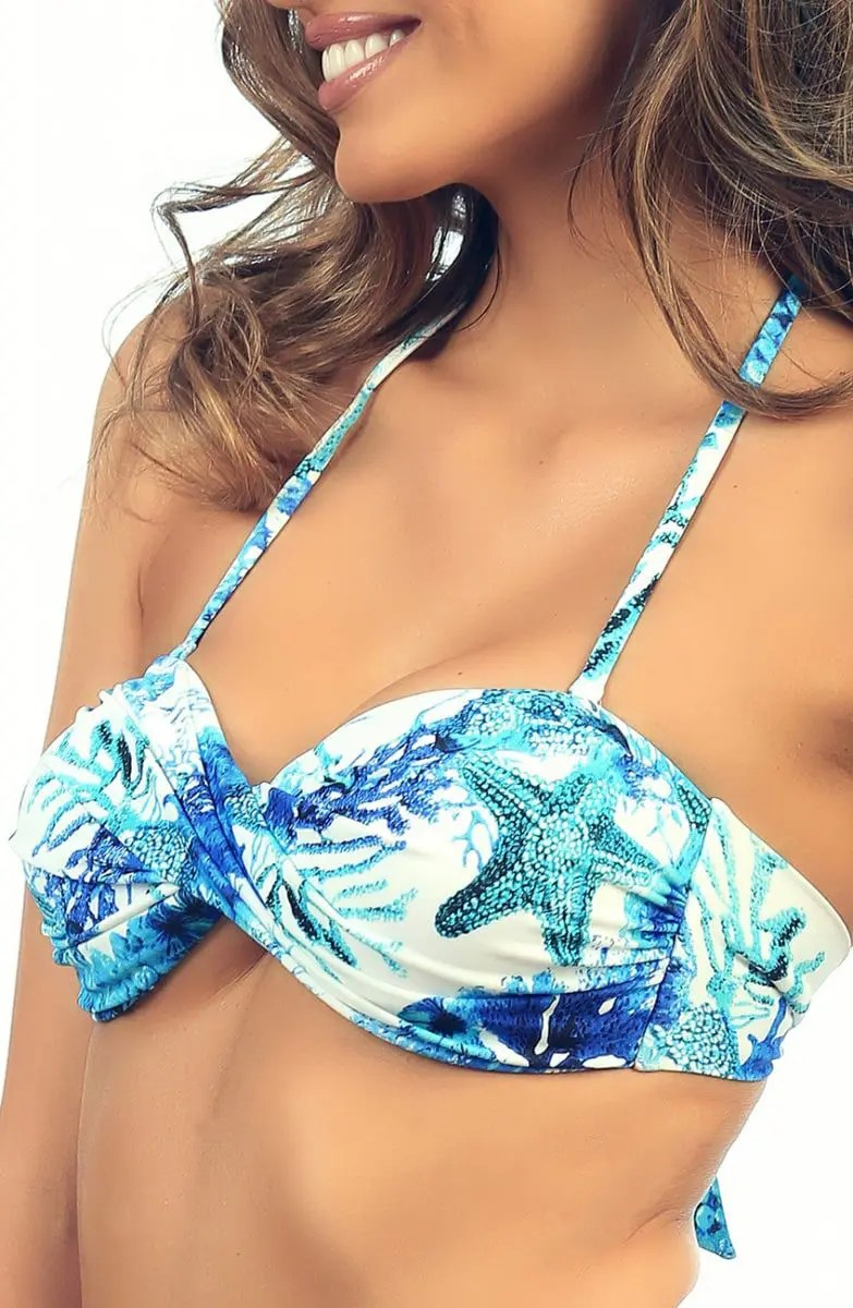 Women's Swimwear Strapless 1-21 / 39 TOP -