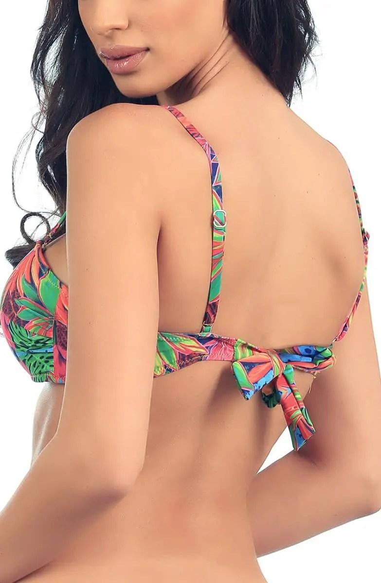 Women's Swimwear Strapless 1-21 / 60 TOP -
