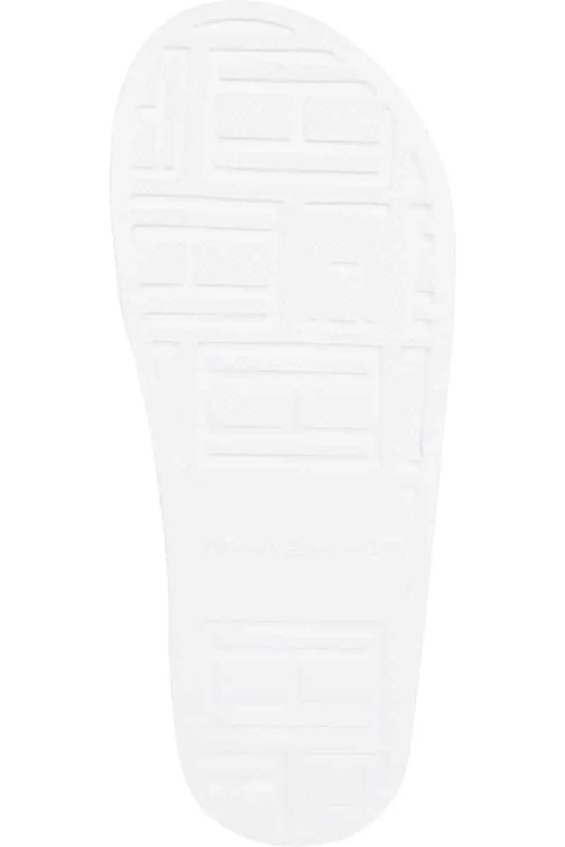Tommy Hilfiger Feminine TH Pool Slide FW0FW05730-YBR - White -