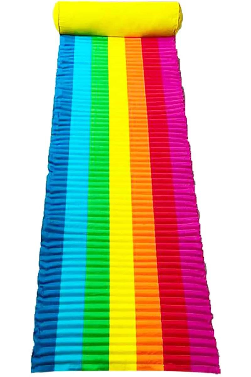 Στρώμα Παραλίας 60x180cm Rainbow-Mat - Le Comptoir De La Plage