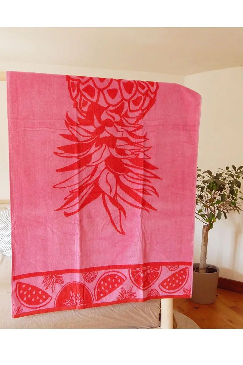 Beach Towel Catalina 100% Cotton 90x170cm -