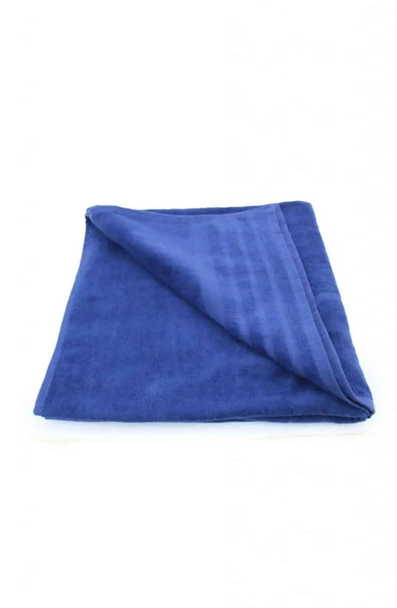 Beach Towel Light Blue 70x140cm - Bonatti