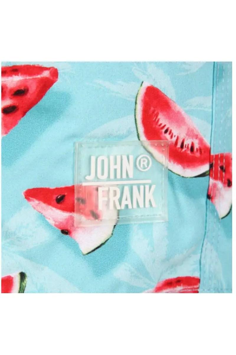Ανδρικό Μαγιό Shorts John Frank Palmelon - John Frank