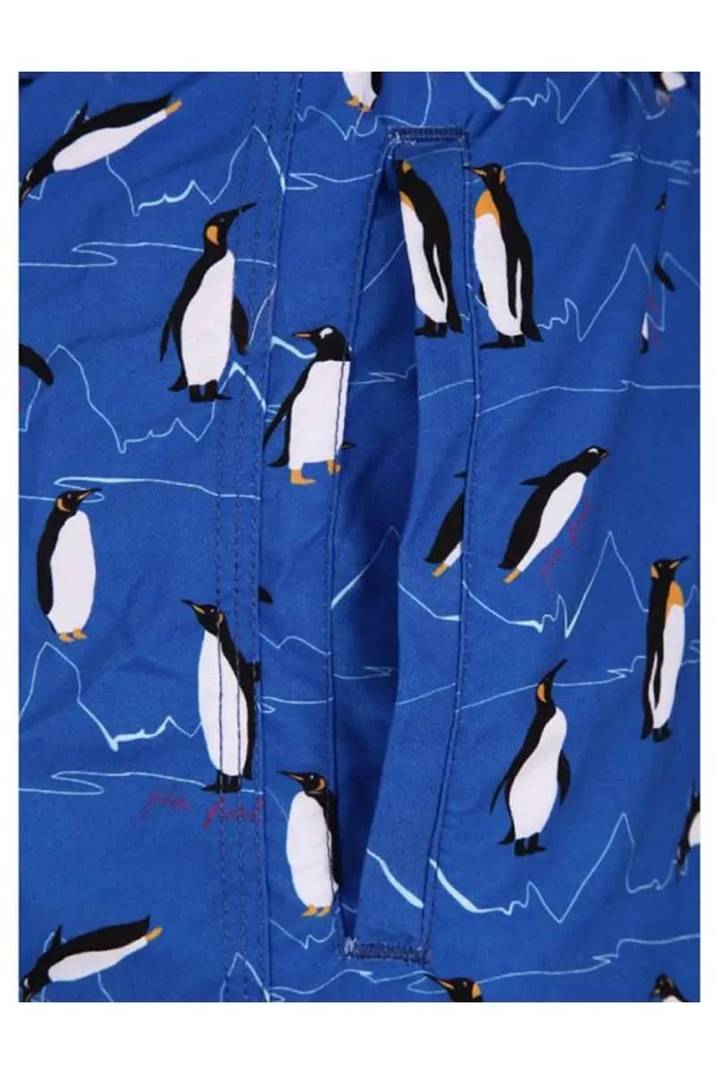 Ανδρικό Μαγιό Shorts John Frank Penguins - John Frank