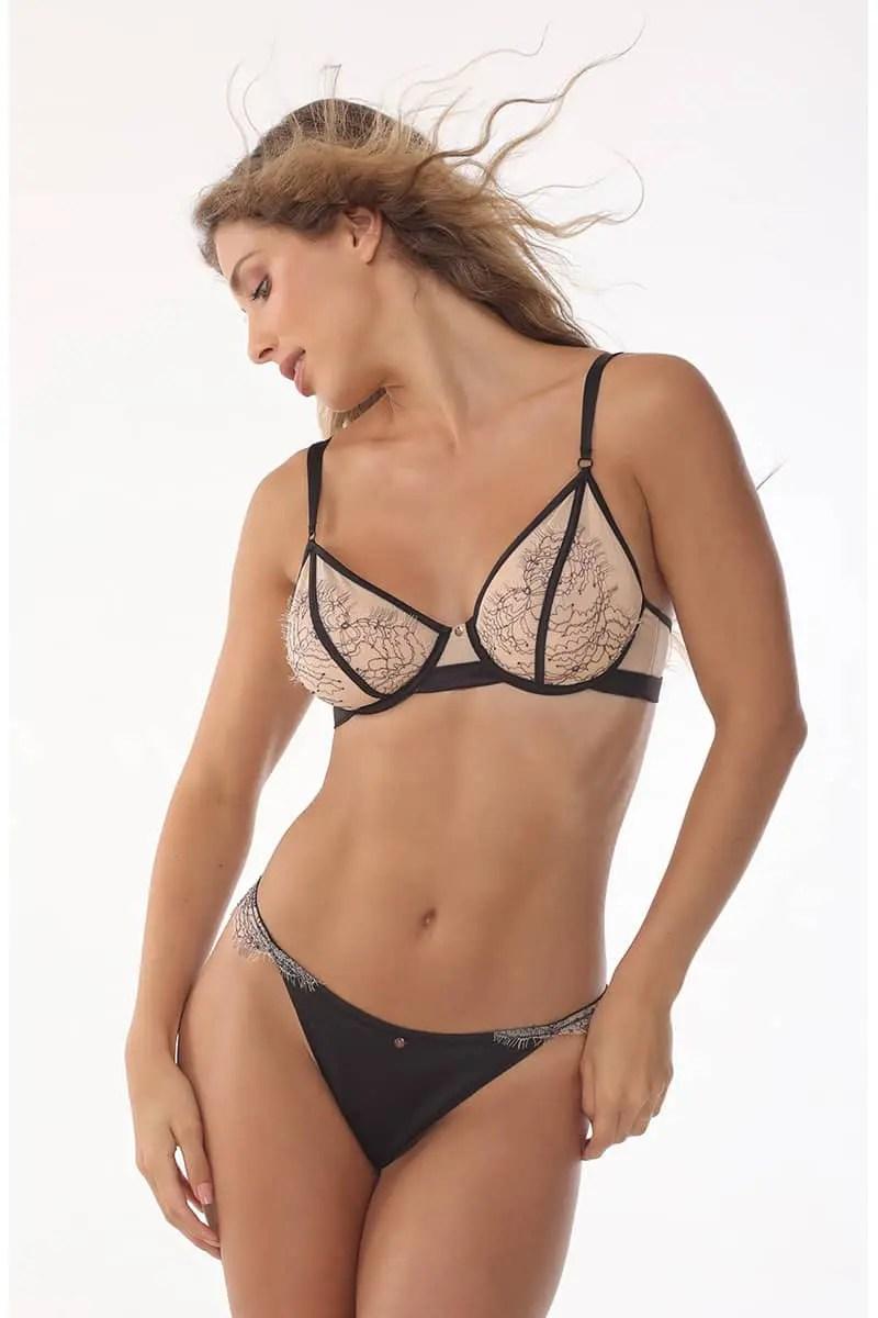 Γυναικείο Brazil HAVANA Black - Bonatti