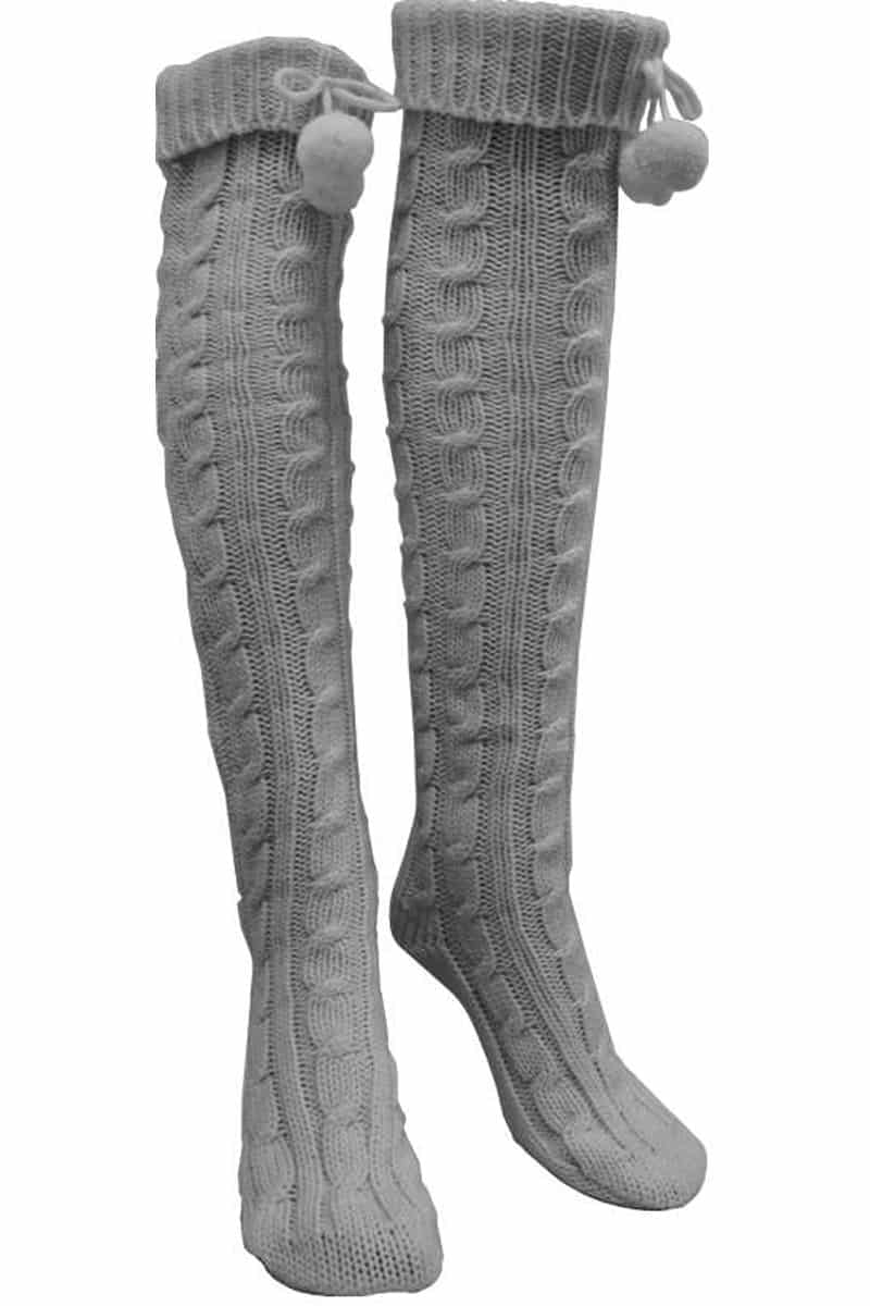 Γυναικείες Κάλτσες MODERN SJ-185 Grey - Bonatti