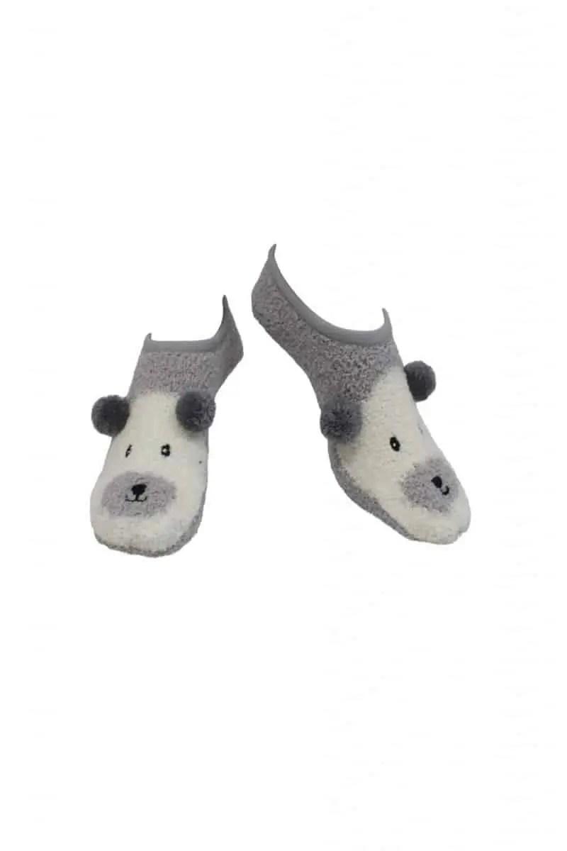 Γυναικείες Κάλτσες MODERN SJ-176 Grey/White - Bonatti