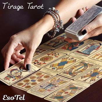 Tirage tarot
