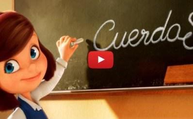 Cordas animação curta metragem