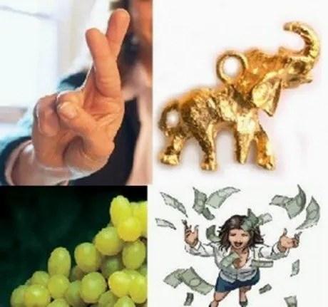 Atraer buena suerte ritual para el 2011 eleansar 39 s blog - Cosas para la buena suerte ...