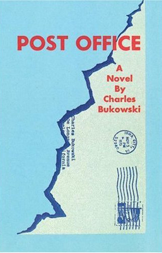 Bukowski Post Office Cover