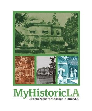 MyHistoricLA Cover 2010-11