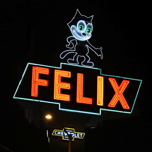 Fix Felix The Cat