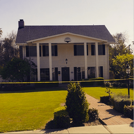 The Taft House, today